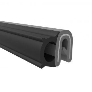 Trailer Door Seal - Side Bulb (per metre)