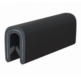 Trailer Door Seal - PVC (per metre)